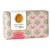Soap and Paper Factory Mission Grove - Bar Soap - Sakura Blossom