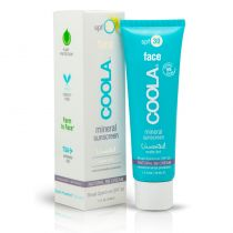 Coola Suncare Face SPF 30 - Unscented Matte Tint Mineral Sunscreen