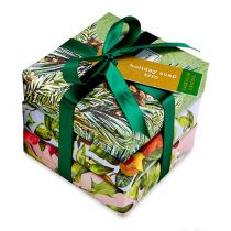 Mistral Holiday - Soap Trio - Green Bow