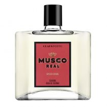 Musgo Real Eau De Cologne - Spiced Citrus - 3.4oz