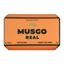 Musgo Real Soap on a Rope - Orange Amber - 6.7oz