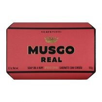 Musgo Real Soap on a Rope - Spiced Citrus - 6.7oz
