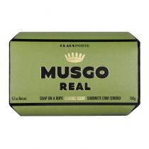 Musgo Real Soap on a Rope - Classic Scent - 6.7oz