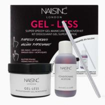 Nails inc Gel-Less Remover Kit