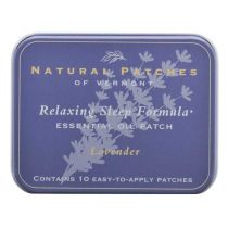 Natural Patch Lavender Sleep Comfort Formula Patch