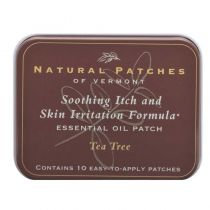 Natural Patch Tea Tree Soothing Itch & Skin Irritation Formula Patch
