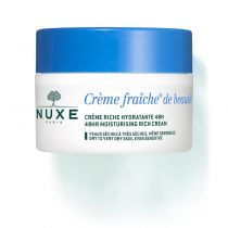 Nuxe Paris Crème Fraiche 48 Hr. Rich Moisturizing Cream 1.7 oz