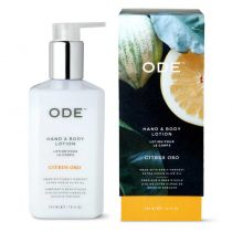 Ode Hand & Body Lotion - Citrus Oro