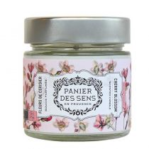 Panier Des Sens Scented Candle - Cherry Blossom