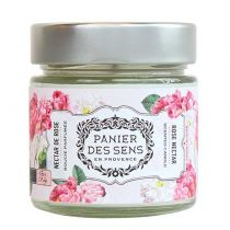 Panier Des Sens Scented Candle - Rose Nectar