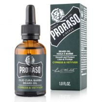 Proraso Single Blade - Beard Oil - Cypress & Vetyver