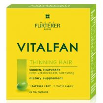 No Vitalfan - Supplement for Thinning Hair - Sudden