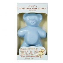 Scottish Soaps Scottish Fine Soaps - Little Blue Bear Soap
