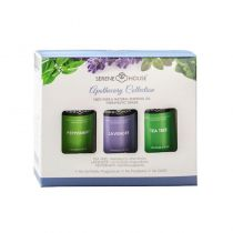 Serene House Essential Oil Set - Apothecary Collection