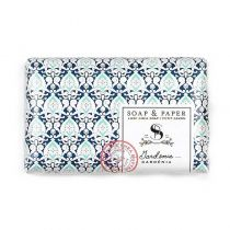 Soap and Paper Factory Petite Luxe Shea Butter Soap - Gardenia