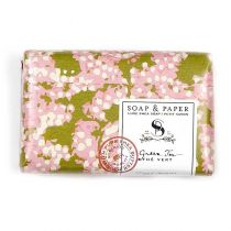 Soap and Paper Factory Petite Luxe Shea Butter Soap - Green Tea
