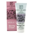 Geo. F. Trumper Shaving Cream Tube - Violets