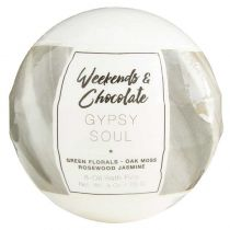Weekends & Chocolate 8 Oil Bath Fizzy - Gypsy Soul