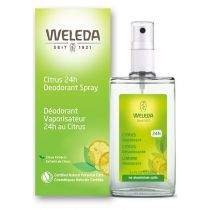 Weleda Citrus 24h Deodorant Spray - 3.4 fl oz.