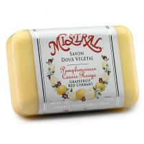 French Soap - Grapefruit & Red Currant