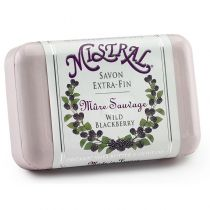 Mistral French Soap - Wild Blackberry