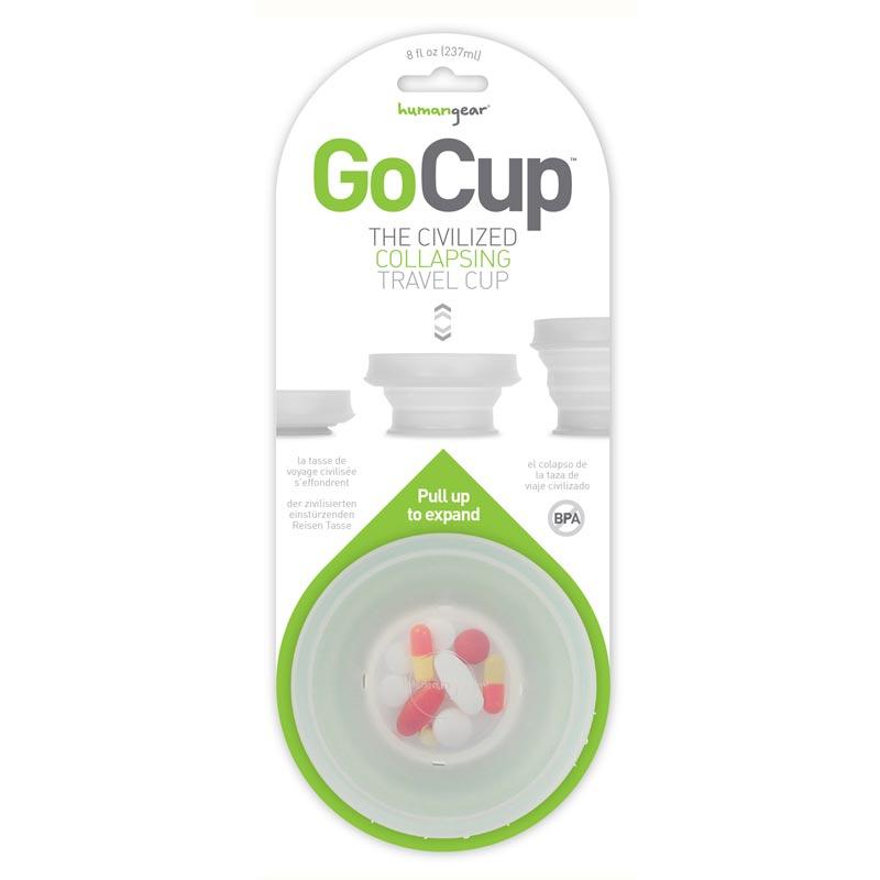 Humangear - GoCup - Collapsing Cup - 8 oz. goc8