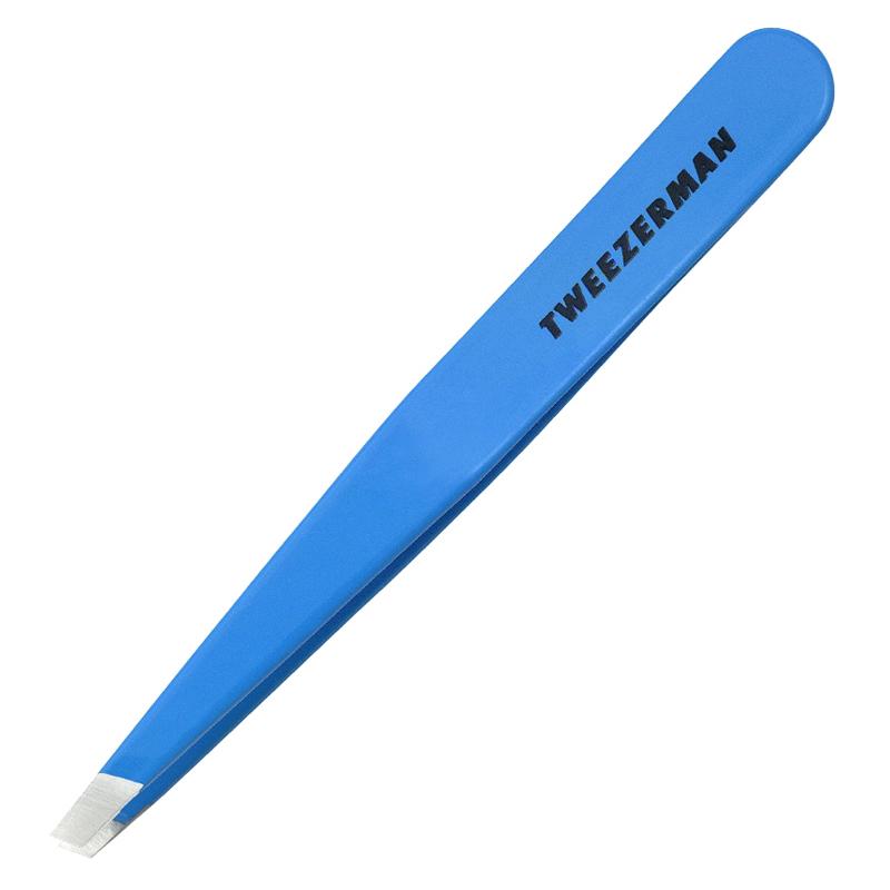 Tweezerman - Slant Tweezer - Blue Jewel #1230-BO9R TW1230B09R