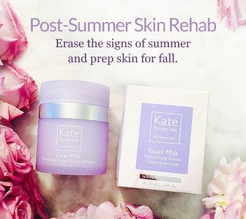 Post-Summer Skin Rehab