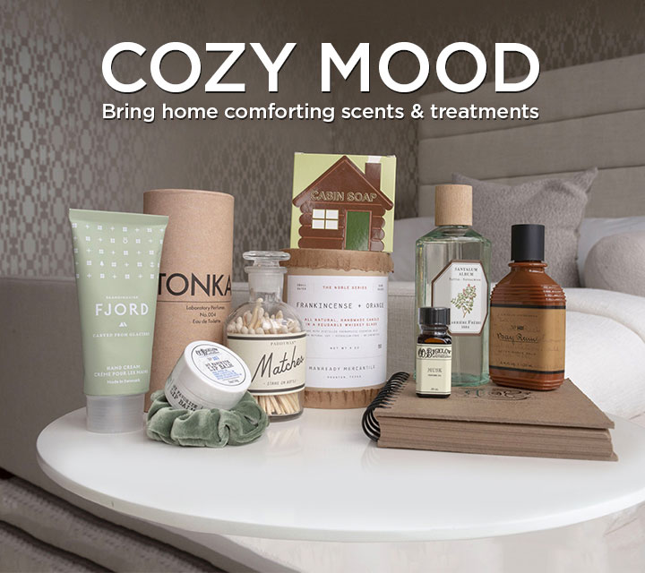 Cozy Mood - Home Comforting Scents