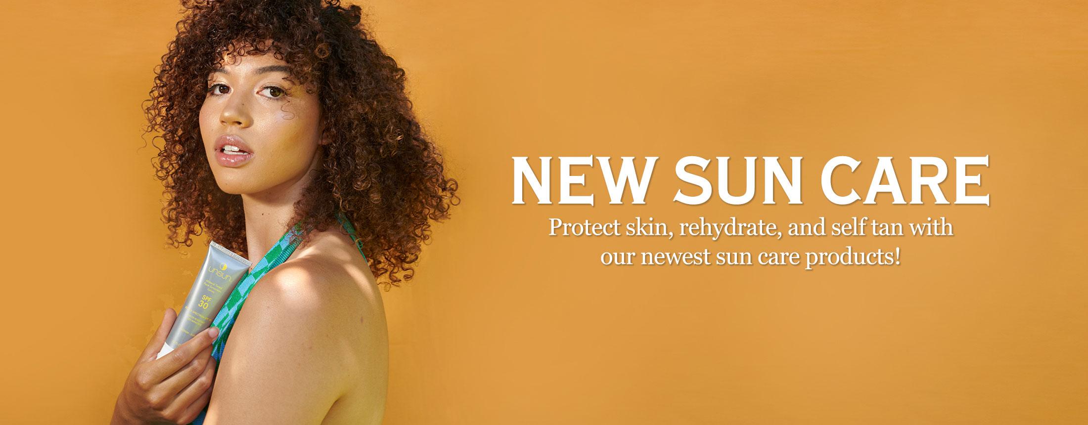 New Sun Care