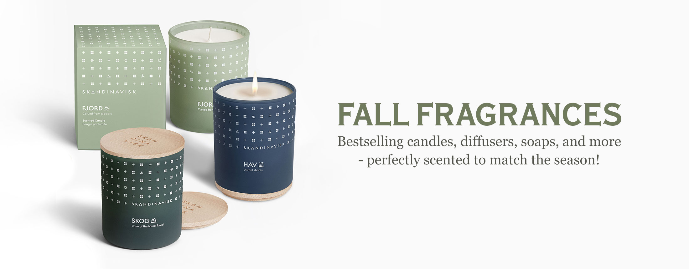 Best Selling Candles For Fall