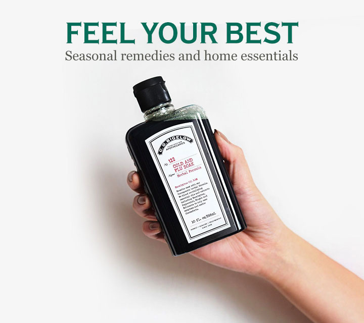 Feel Your Best: Seasonal Remedies and Home Essentials