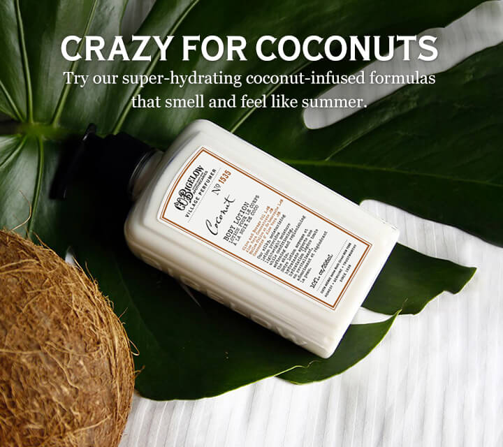 Crazy For Coconuts