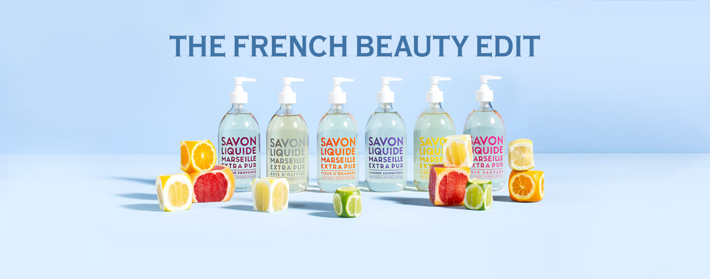 The French Beauty Edit