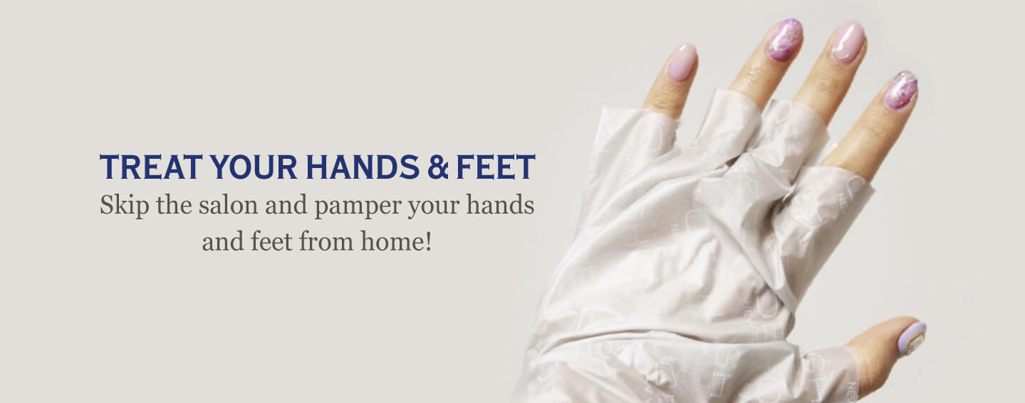 Treat Your Hands & Feet