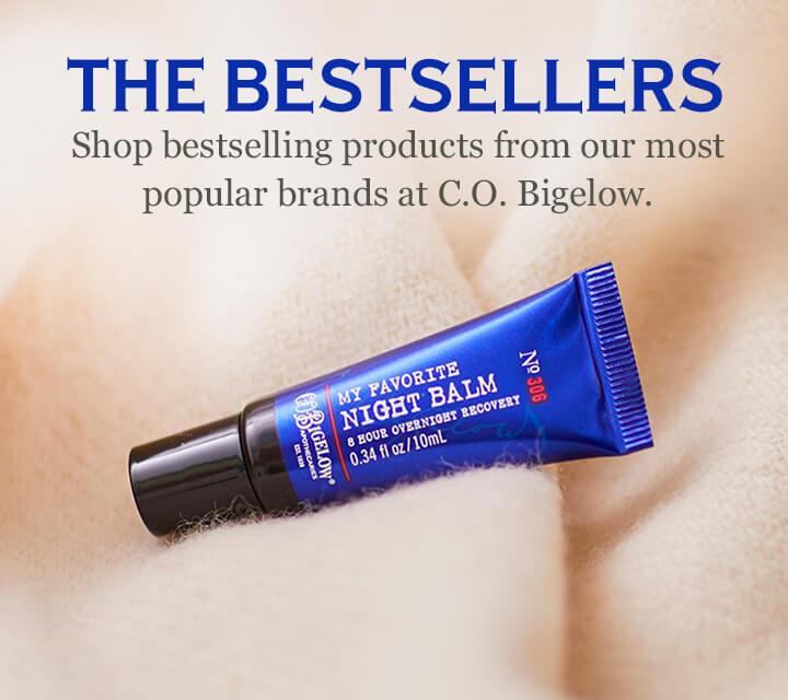 The Bestsellers at C.O. Bigelow
