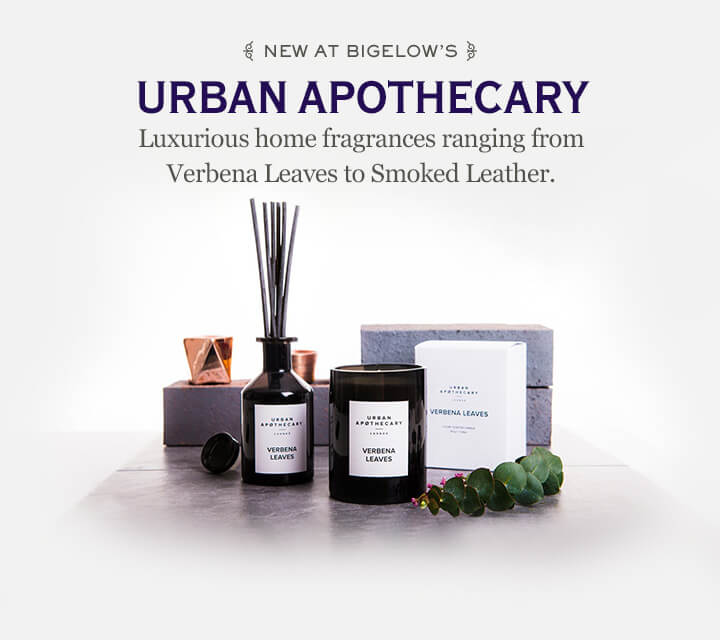 New At Bigelow's: Urban Apothecary