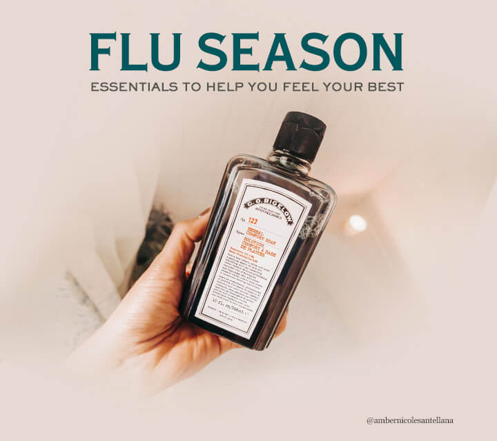 Flu Season Necessities