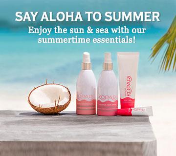 Say Aloha To Summer - Kopari