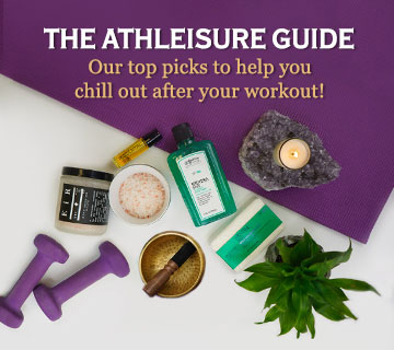 The Athleisure Guide - Our top picks to help you chill out after your workout!