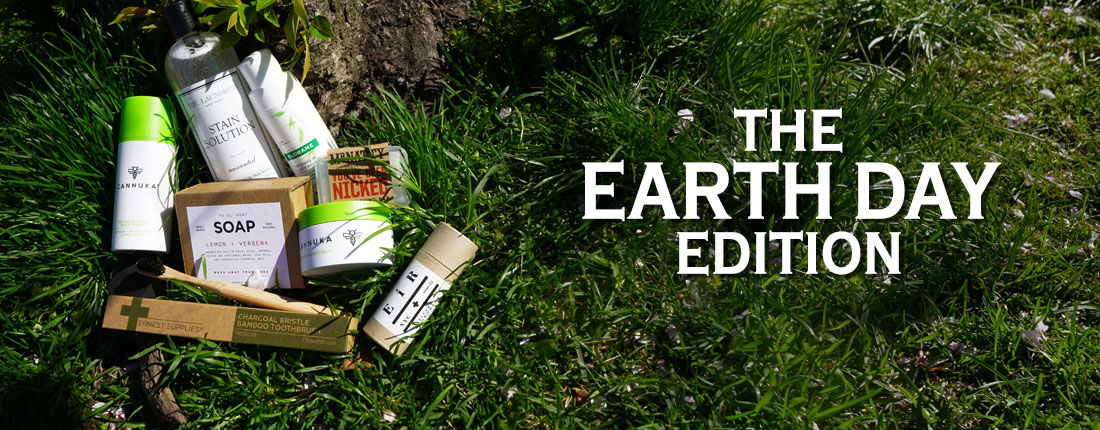 The Earth Day Edition