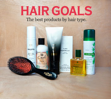 Hair Goals - Find The Best Products For Your Hair Type