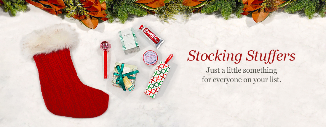 Stocking Stuffers - Just a little something for everyone on your list.