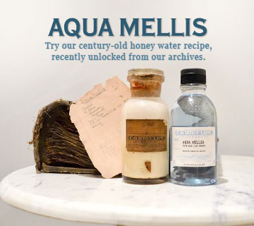 Aqua Mellis - A Century-Old Treasure