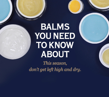 Balms You Need To Know About