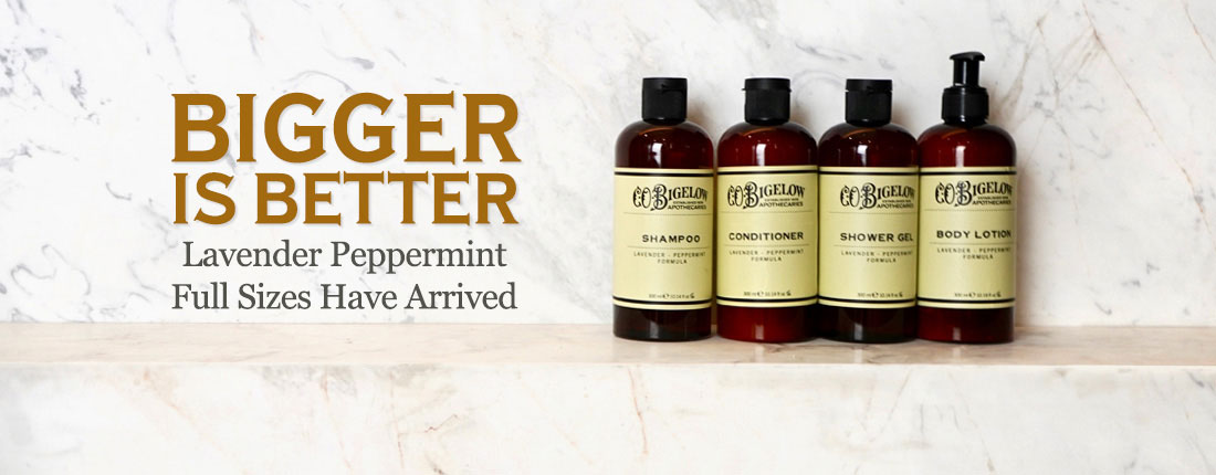 Lavender Peppermint Has Arrived