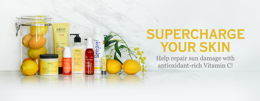 Supercharge Your Skin with Vitamin C