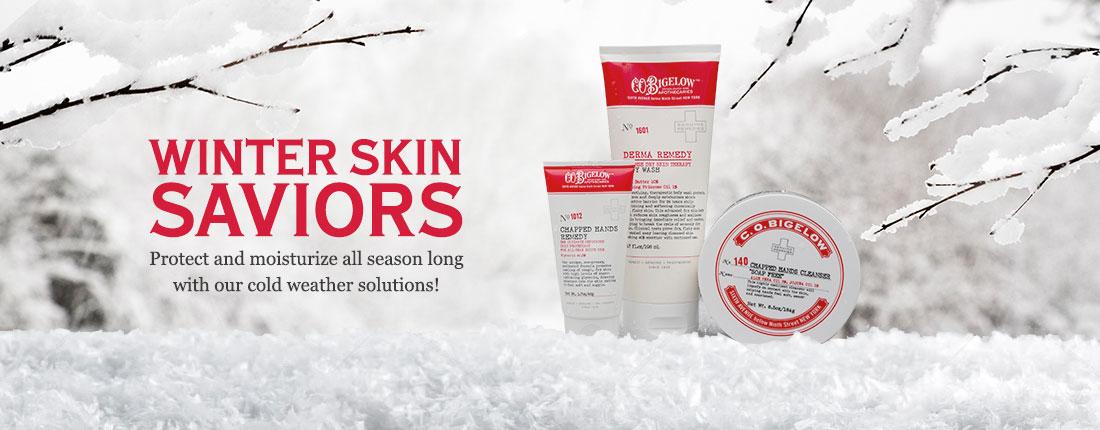 Winter Skin Saviors